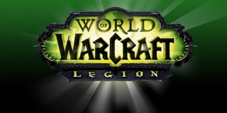 Wow: Legion Logo