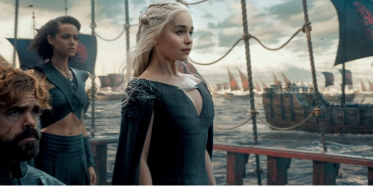 "Game of Thrones: Dany ist ""on the Road"" nach Westeros."