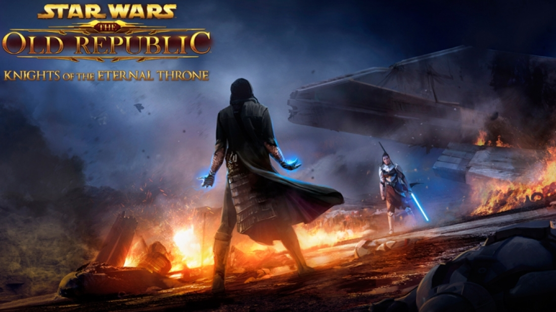 SWTOR: Erweiterung Knights of the Eternal Throne im Herbst