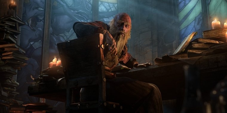 Diablo's Deckard Cain demnächst auch in Heroes of the Storm