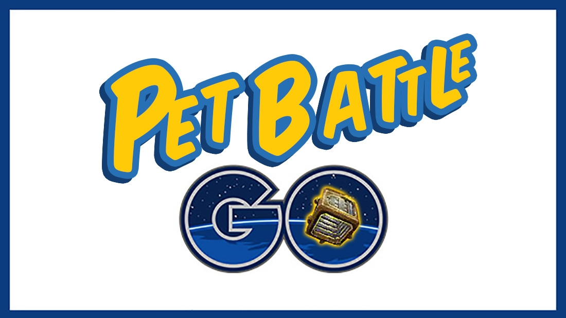 Pokémon GO: Hey Blizzard, wir wollen Pet-Battle Go!