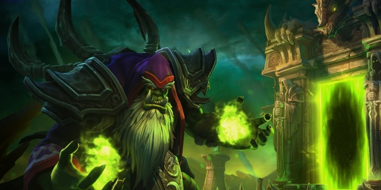 Heroes of the Storm: Gul'dan (1)