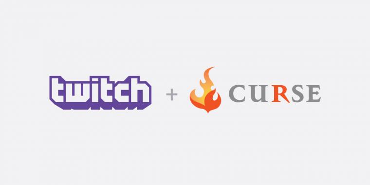 Twitch schnappt sich mit Curse die größte Anlaufstelle für