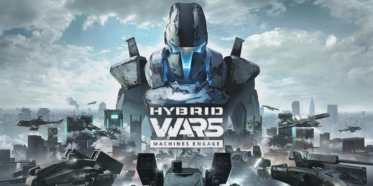 Logo von Hybrid Wars