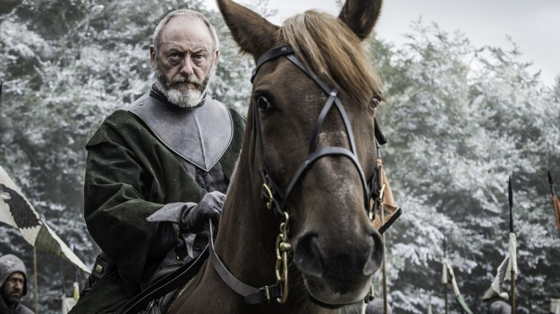 Game of Thrones: Was passiert mit Davos Seewert in Staffel 7?