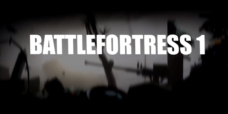 Battlefield 1: Battlefortress 1 Logo