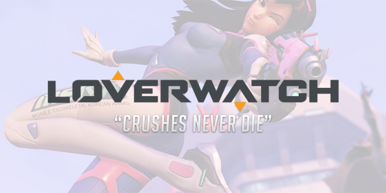 Overwatch: Loverwatch Logo