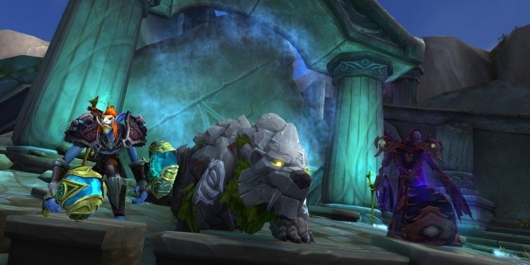 WoW Legion: Mythische Dungeons