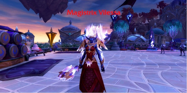 Magistrix Vilessa in WoW: Legion