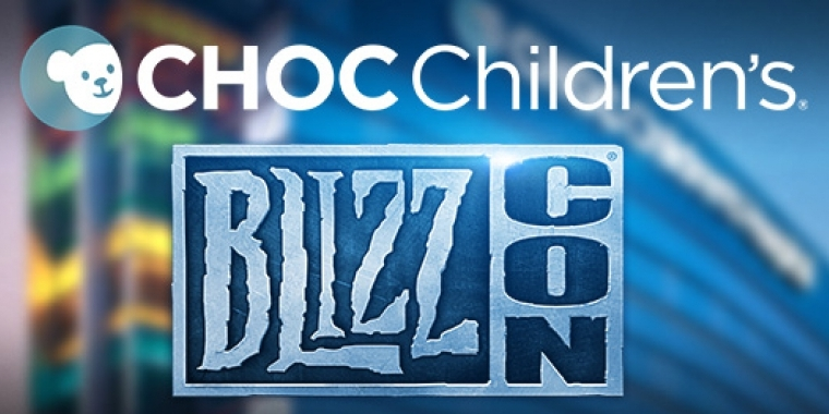 BlizzCon: Wohltätigkeitsauktion für das Children's Hospital of Orange County
