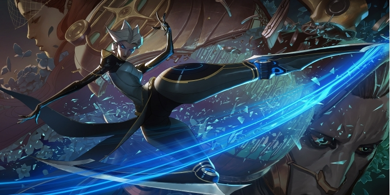 Camille ist der neue Champion für League of Legends