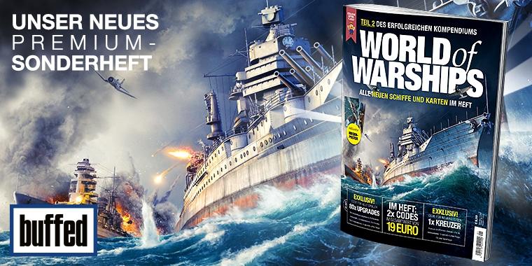 World of Warships Sonderheft - Teil 2 unsers erfolgreichen