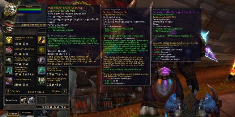 Patchnotes - Spiel - World of Warcraft