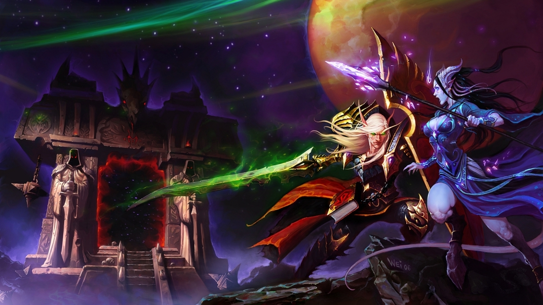 WoW: 10 nostalgische Erinnerungen an The Burning Crusade
