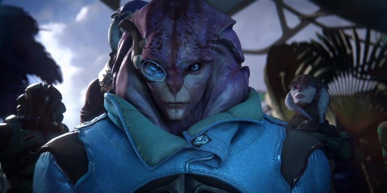 Mass Effect Andromeda Bioware Spricht über Spielwelt Und Story Des Rpgs
