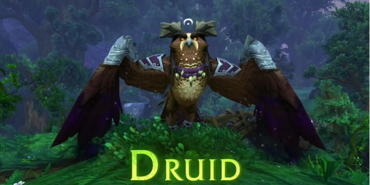 Wow Can Druids Skin In Travel Form