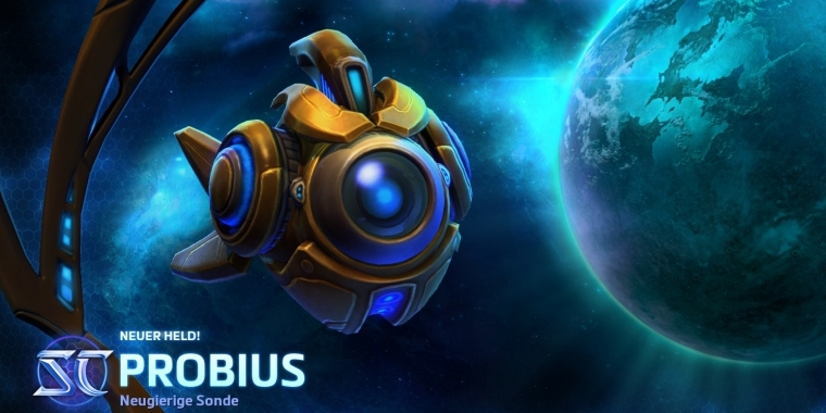 Heroes of the Storm: Probius