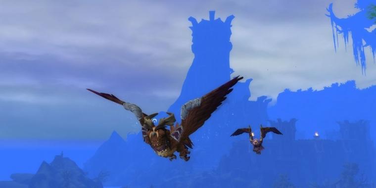 WoW: Legion Patch 7.2 - Druiden-Klassenmount - Questreihe und ...