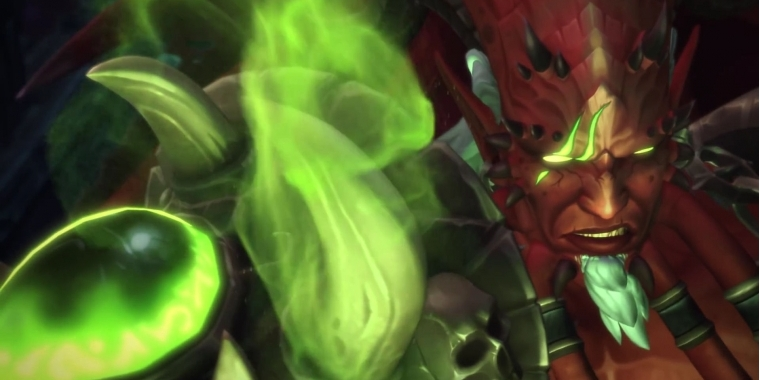 WoW Legion Patch 7.2: Sargeras