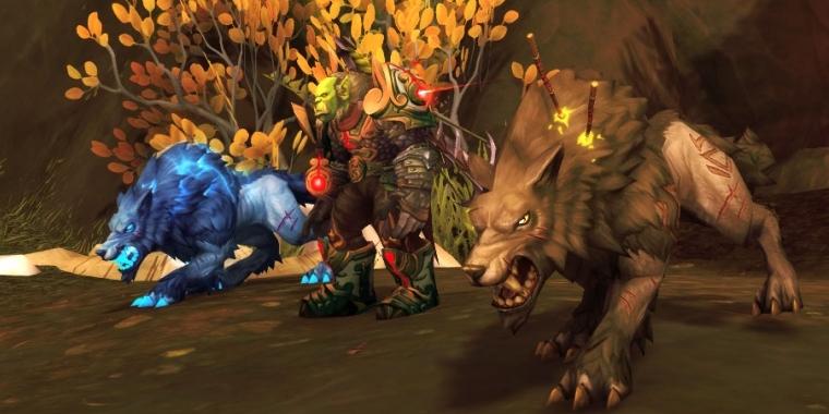 Mechanical Wolf Hunter Pet - 0425