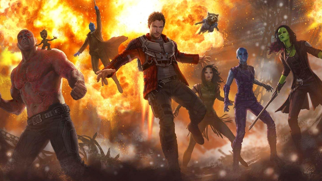 Guardians of the Galaxy 2: Brillantes Superhelden-Kino mit Herz - Film-Review