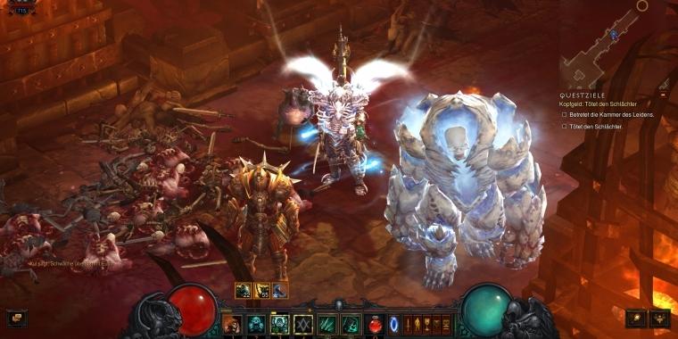 Diablo 3: Patch 2 6 - Weitere Totenbeschwörer-Updates auf