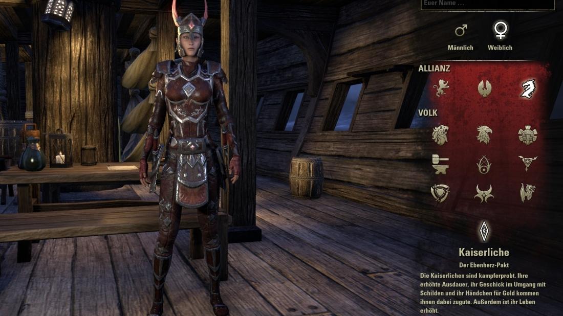 Teso Morrowind Die Völker Tamriels übersicht über Alle Boni