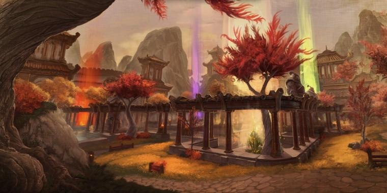 WoW: PvP-Rauferei - Tempel von Hotmogu
