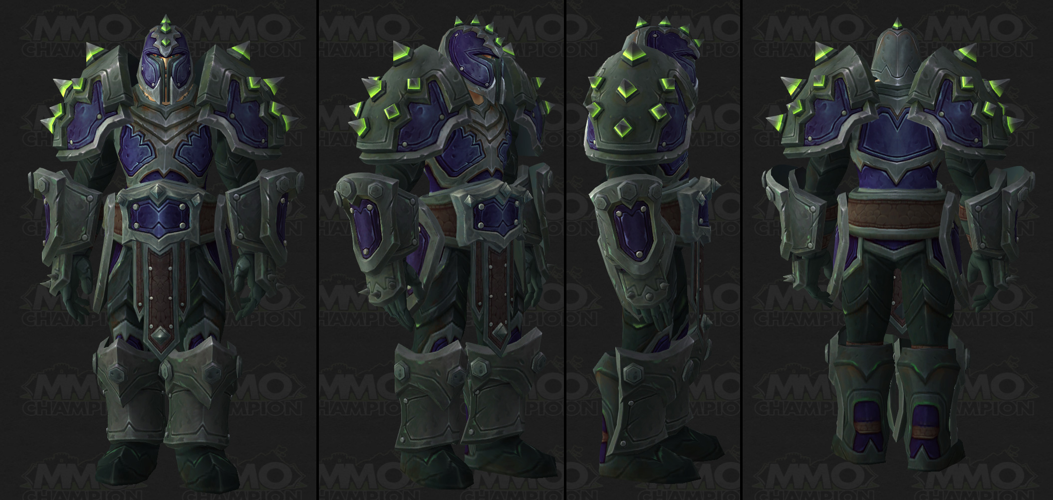 How To Craft Argus Gear