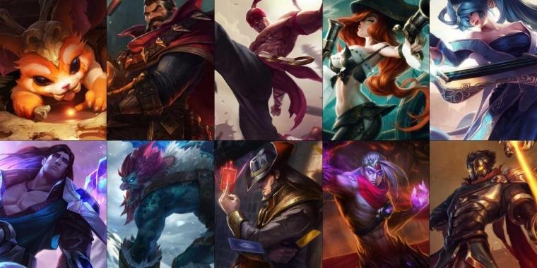 League Of Legends Die Kostenlosen Champions Bis Zum 7 August Lee