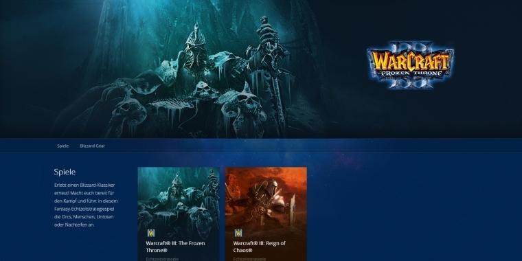 Battlenet Warcraft 3 Und Diablo 2 Stehen Vermutlich Bald Im