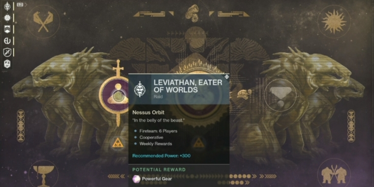 Destiny 2 Raid Karte.Destiny 2 Fluch Des Osiris Erweitert Leviathan Raid Infos Aus Dem