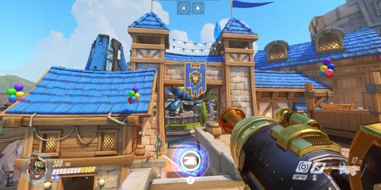 Overwatch Held Nr 27 Wird Intern Getestet Auch Blizzard World