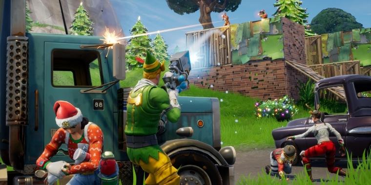 Fortnite Epic Games Zieht Erneut Gegen Cheater Vor Gericht