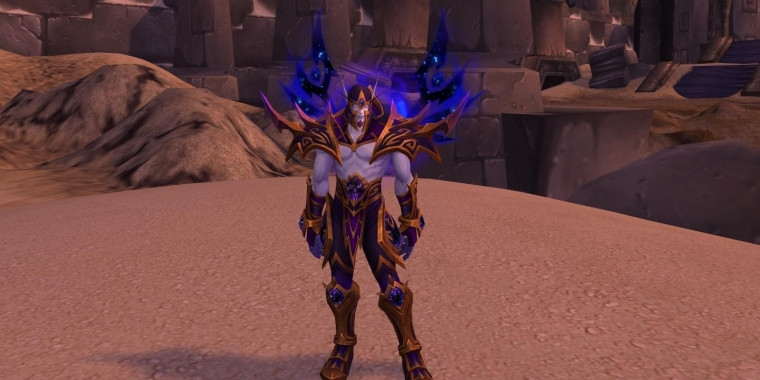 wow how to get void elf