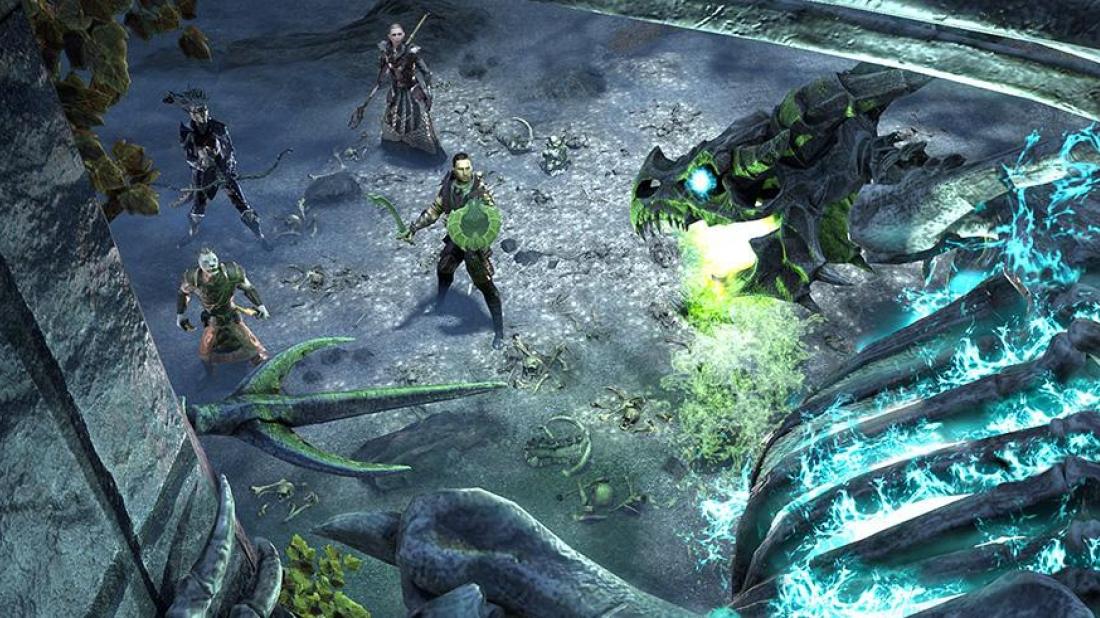 TESO: Update 17 und DLC Dragon Bones sind online - hier gibt\'s alle ...