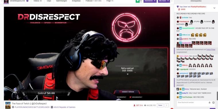 Twitch Streamer Verdienst