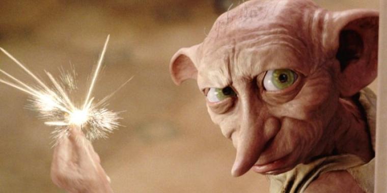 Hauself Harry Potter