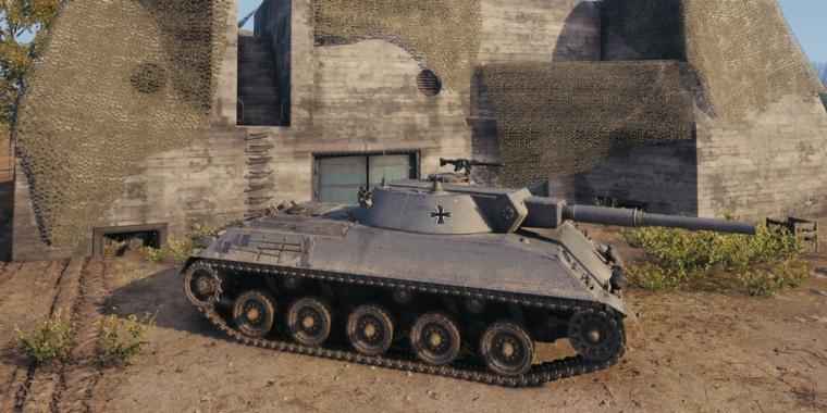 World of Tanks: Rheinmetall Panzerwagen-Guide (Leichter