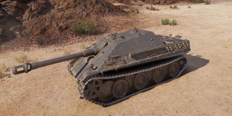 Welt der Panzer 59-16 Matchmaking