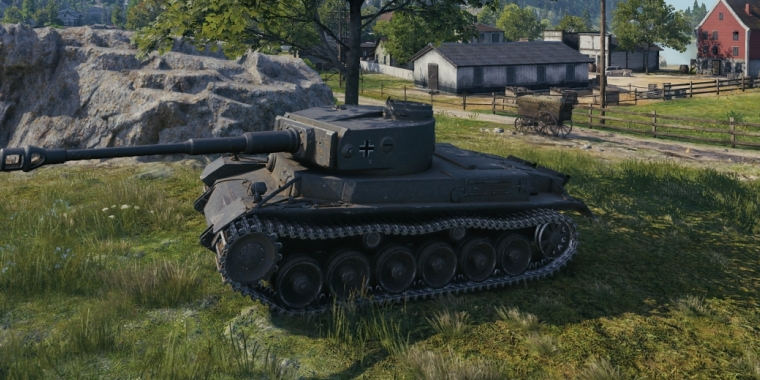 T-34-1 Matchmaking
