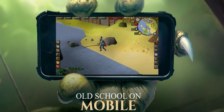 Runescape Old School Mobile Port Für Ios Und Android Erscheint Im