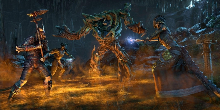 Teso 2019 Wird Ein Gewaltiges Jahr Für The Elder Scrolls Online