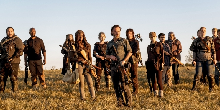 The Walking Dead Start Staffel 8