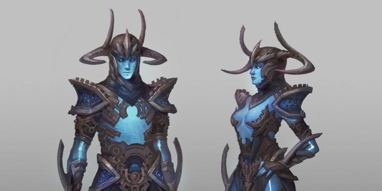 Guild Wars 2: ArenaNet veröffentlicht Konzeptkunst zu