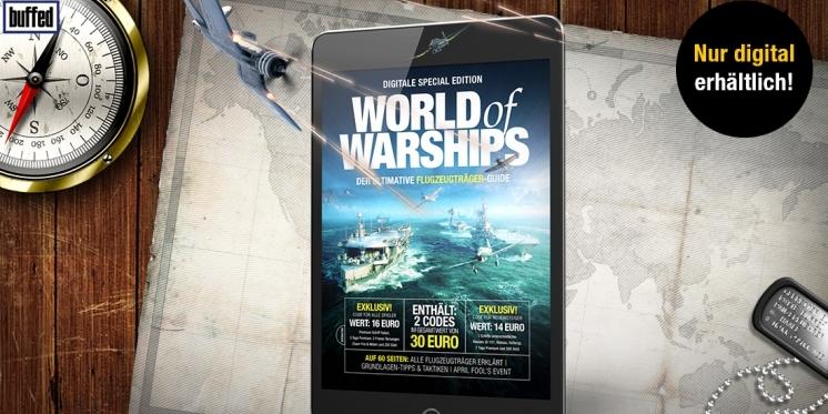 World of Warships: Digitales Sonderheft zu den Flugzeugträgern