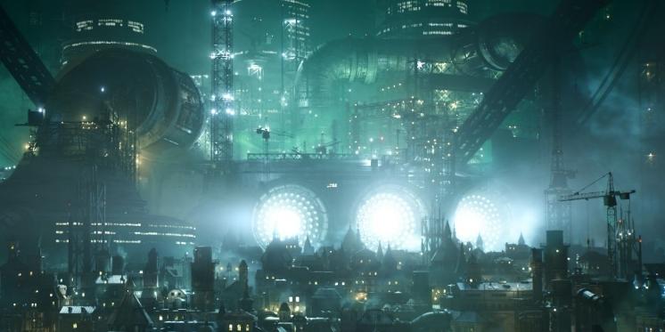 Ff7 Karte.Final Fantasy 7 Remake Gibt S Wohl Immer Noch In Teilen