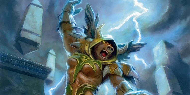 <strong>WoW Classic:</strong> Taurendruidin in Stormrage-Set
