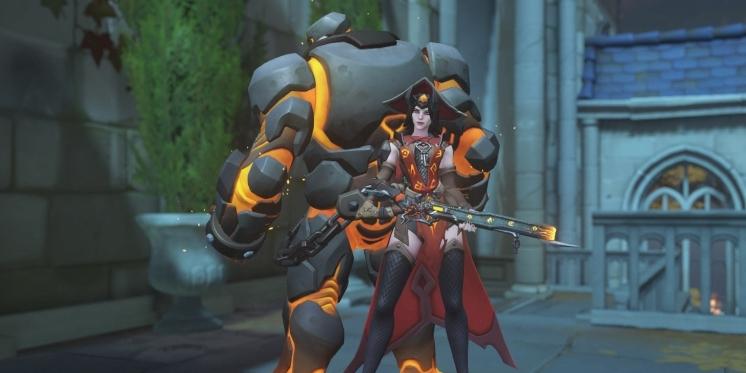 Overwatch Blizzard Passt Ashe Skin Nach Spielerkritik An