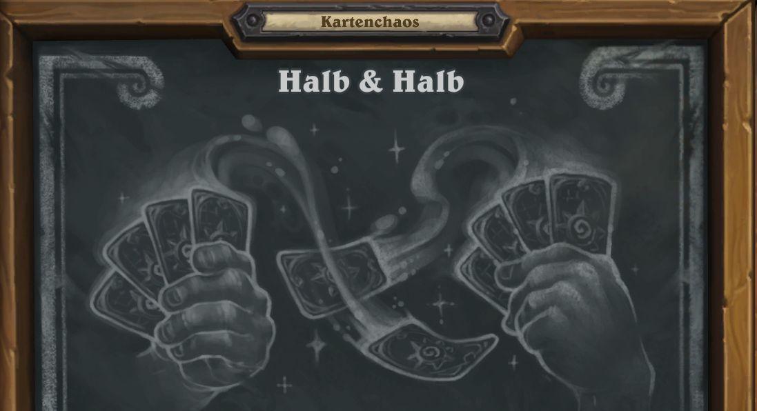 Tipps für Kartenchaos Halb & Halb